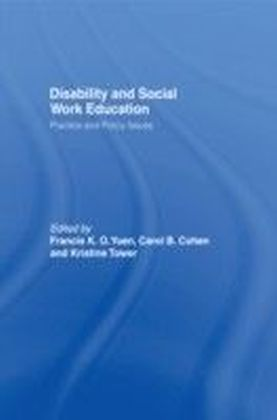 Disability and Social Work Education