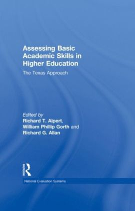 Assessing Basic Academic Skills in Higher Education