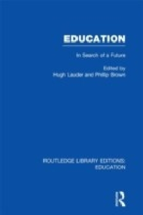 Education (RLE Edu L Sociology of Education)