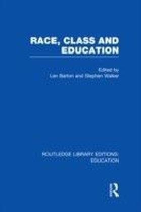 Race, Class and Education (RLE Edu L)