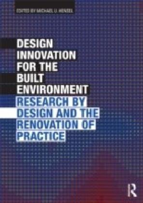 Design Innovation for the Built Environment