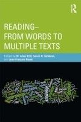 From Words to Reading for Understanding