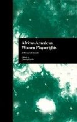 African American Women Playwrights