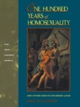 One Hundred Years of Homosexuality