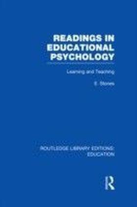 Readings in Educational Psychology (RLE Edu E)