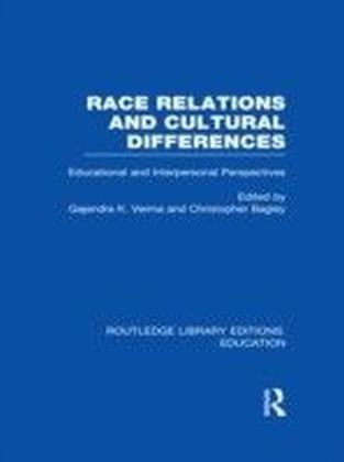 Race Relations and Cultural Differences