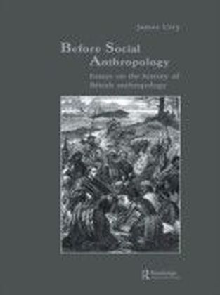 Essays on the History of British Anthropology
