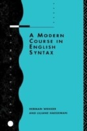 Modern Course in English Syntax