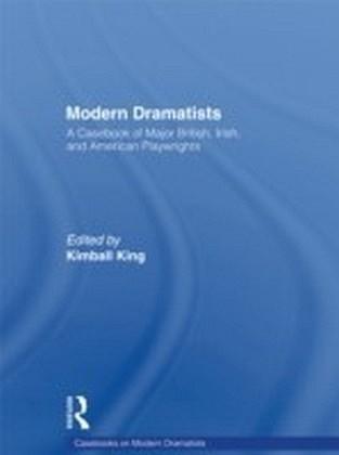 Modern Dramatists