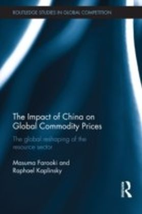 Impact of China on Global Commodity Prices
