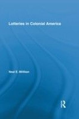Lotteries in Colonial America