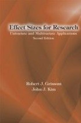 Effect Sizes for Research