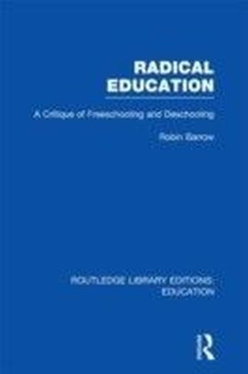 Radical Education (RLE Edu K)
