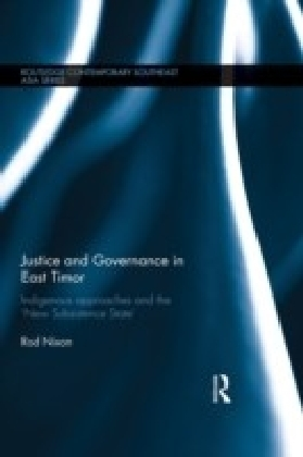 Justice and Governance in East Timor