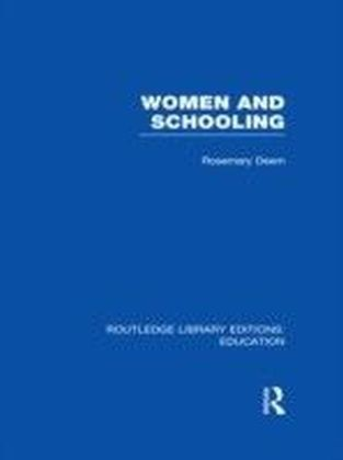 Women & Schooling (RLE Edu F)