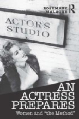 Actress Prepares