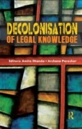 Decolonisation of Legal Knowledge