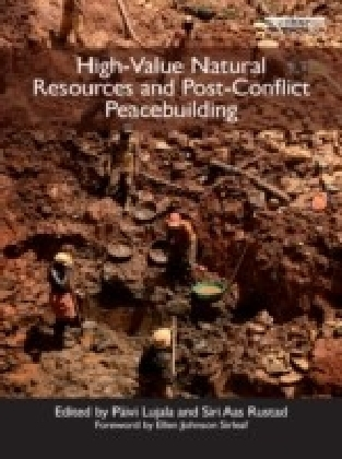 High-Value Natural Resources and Post-Conflict Peacebuilding