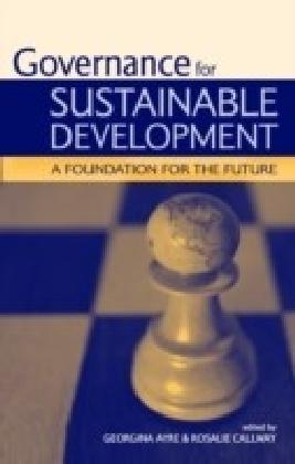 Governance for Sustainable Development