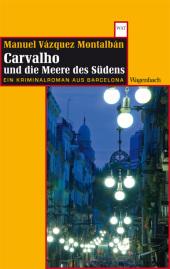 Carvalho und die Meere des Südens Cover