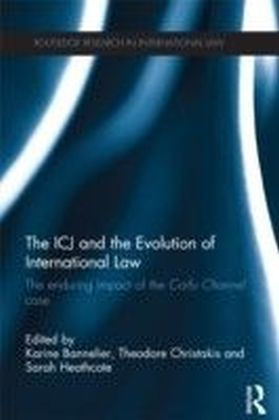 ICJ and the Development of International Law