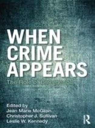 When Crime Appears
