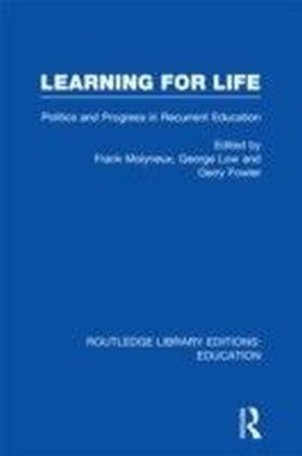 Learning for Life (RLE Edu D)