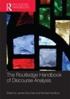 Routledge Handbook of Discourse Analysis