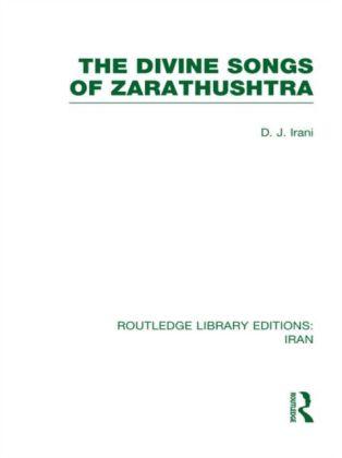 Divine Songs of Zarathushtra (RLE Iran C)