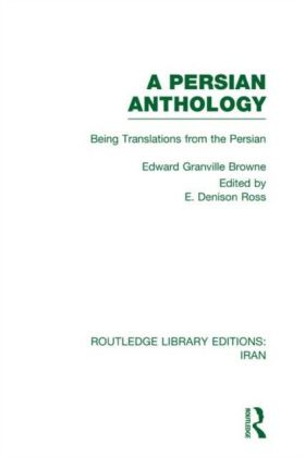 Persian Anthology (RLE Iran A)