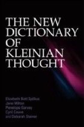 New Dictionary of Kleinian Thought