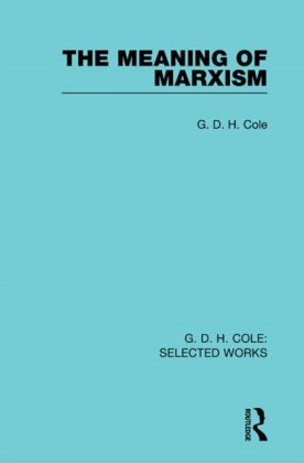 Meaning of Marxism