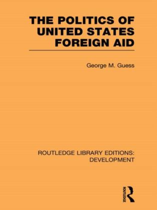 Politics of United States Foreign Aid