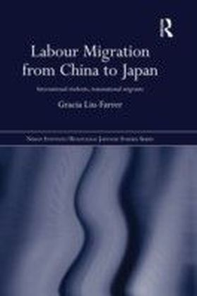 Labor Migration from China to Japan