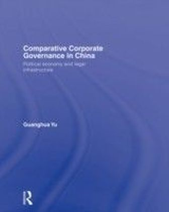 Comparative Corporate Governance in China