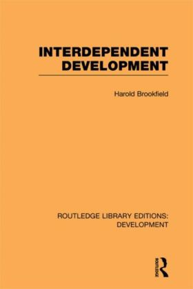 Interdependent Development