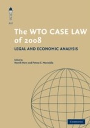 WTO Case Law of 2008