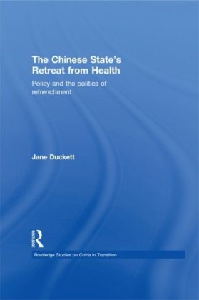 Chinese State's Retreat from Health