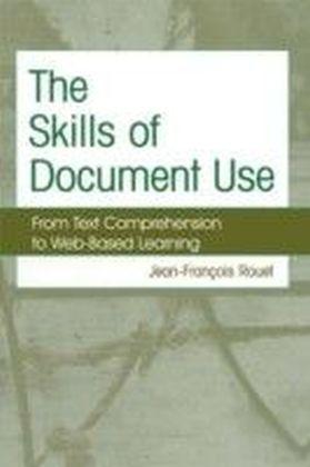 Skills of Document Use