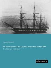 Die Forschungsreise S.M.S. Gazelle in den Jahren 1874 bis 1876
