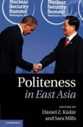 Politeness in East Asia