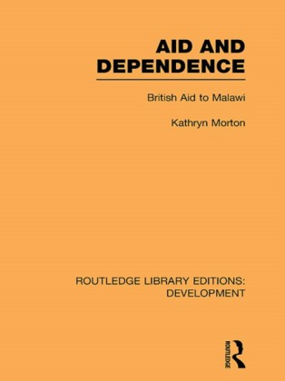 Aid and Dependence