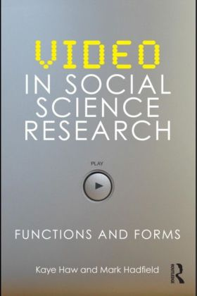 Video in Social Science Research