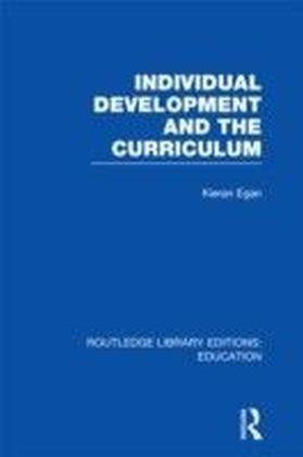 Individual Development and the Curriculum (RLE Edu B)