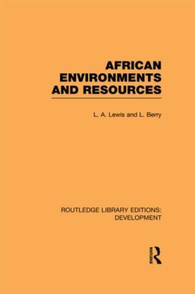 African Environments and Resources