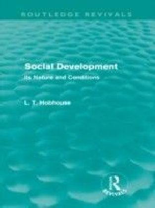 Social Development (Routledge Revivals)