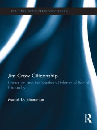 Jim Crow Citizenship