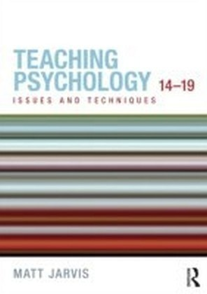 Teaching Psychology 14-19