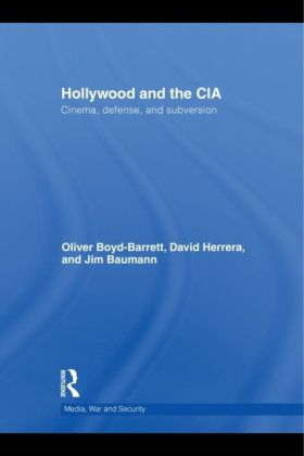 Hollywood and the CIA