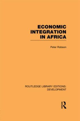 Economic Integration in Africa